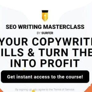 SEO Writing Masterclass by Surfer