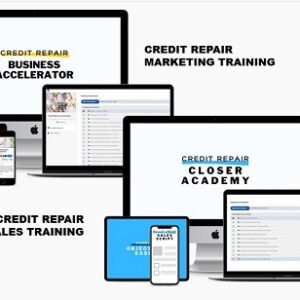 The Ultimate Credit Repair Business Growth Bundle by Alex Rocha