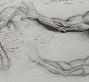 CGMA – Figure Drawing Anatomy of Style with Patrick Jones