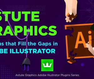 Astute Graphics Plugins That Fill The Gaps In Adobe Illustrator