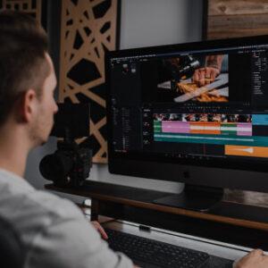 Full Time Filmmaker The EDITING – Davinci Resolve