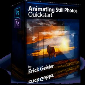 Animating Still Photos: Quickstart