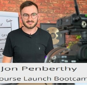 Course Launch Bootcamp