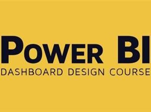 Power BI Dashboard Design Video Course