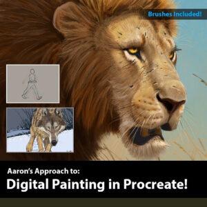 Aaron Blaise: Creating with Procreate
