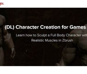 Character Creation for Games Vol. 1