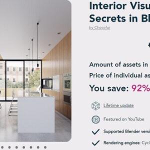 Interior Visualization Secrets in Blender