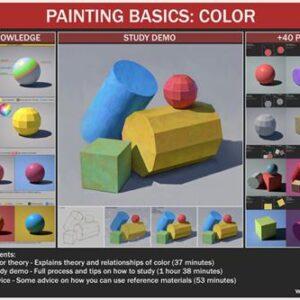 Artstation Painting Basics Color