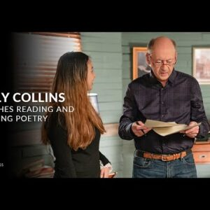 MasterClass – Billy Collins Teaches Reading and Writing Poetry