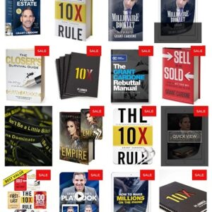 Grant Cardone – 42 Courses Collection