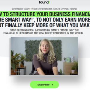 Finance for Founders with Alexa Von Tobel