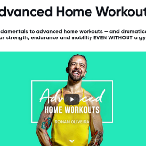 Mindvalley – Advanced Home Workouts