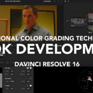Professional Color Grading Techniques In Davinci Resolve
