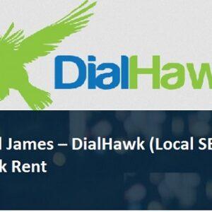 Paul James – DialHawk (Local SEO) Rank Rent