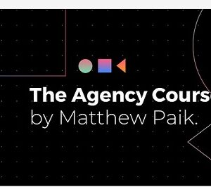 The Agency Course by Matthew Paik