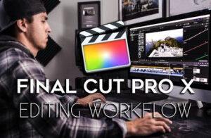 Full Time Filmmaker Final Cut Pro X Editing Workflow TUTORiAL