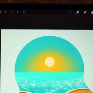Procreate-for-Beginners-Putting-Alpha-Lock-and-Clipping-Mask-to-use