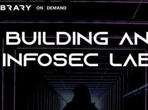 Cybrary – Building an InfoSec Lab