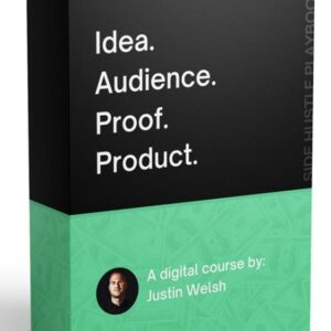 Idea Audience Proof Product: The Side Hustle Playbook by Justin Welsh