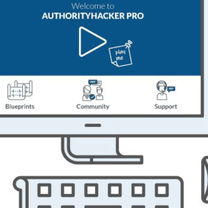 Gael Breton, Mark Webster – Authority Hacker Pro 2021