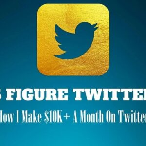 Lawrence King – 6 Figure Twitter – How I Make $10,000+ A Month On Twitter