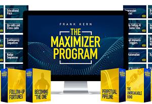 Frank Kern – The Maximizer Program
