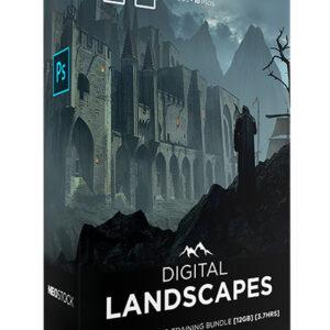 Digital Landscapes Photoshop Video Training