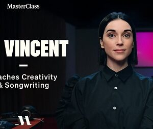 MasterClass – St Vincent Teaches Creativity and Songwriting