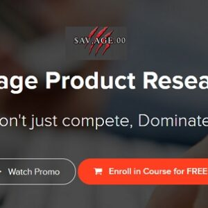 Savage Seller – Amazon Product Research