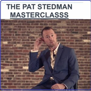 The Pat Stedman Masterclass – Dating and Relationship Coach for Men