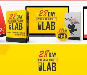 Jamie Atkinson – 28 Days Podcast Profit Lab
