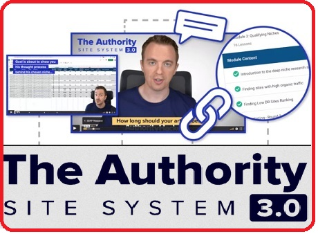 Gael Breton, Mark Webster - Authority Site System 3.0