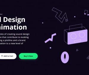 Motion Design School – Sound Design for Animation 2019 TUTORiAL