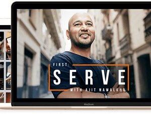 First Serve by Ajit Nawalkha – Evercoach