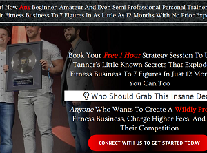 Fitness CEO's – Tanner Chidester Coaching