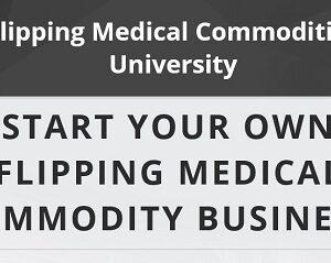 Felix Wisniewski – Flipping Medical Commodities University