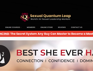 Sexual Quantum Leap – Best She Ever Had