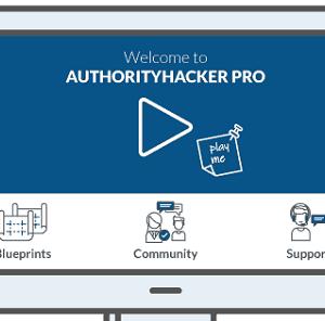 Authority Hacker Pro 2020 by Gael Breton, Mark Webster