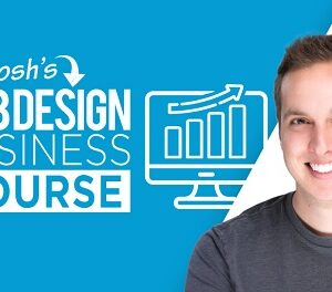 Web Design Business Course by Josh Hall